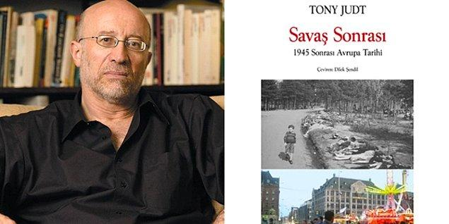 Savaş Sonrası 1945 Sonrası Avrupa Tarihi - Tony Judt