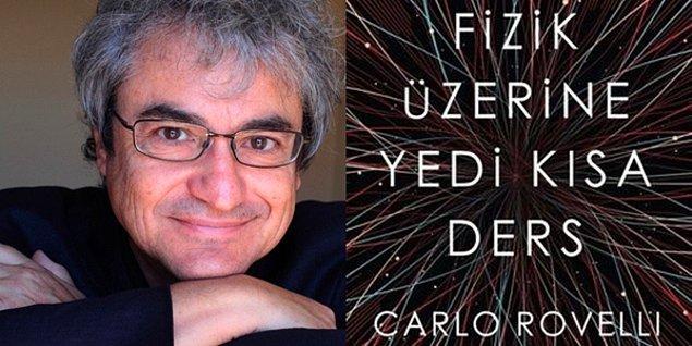 Fizik Üzerine Yedi Kısa Ders - Carlo Rovelli
