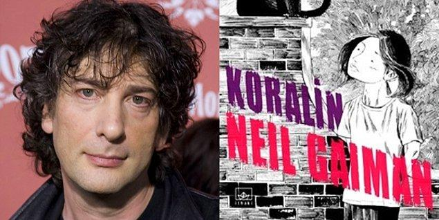 Koralin - Neil Gaiman
