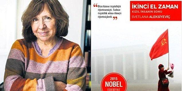 İkinci El Zaman Kızıl İnsanın Sonu - Svetlana Aleksiyeviç