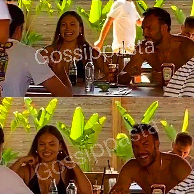 5. Duygu da aşkı bulan isimlerden! Duygu Özaslan'ın Bursasporlu Basketbolcu Can Maxim Mutaf ile aşk yaşadığı ortaya çıktı!