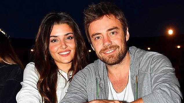 6. Evlenmesini beklediğimiz Hande Erçel ile Murat Dalkılıç ayrılık kararı aldı!