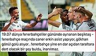 Sezonun Son Derbisinde Üç Puan Beşiktaş'ın! Uzun Süre 10 Kişi Oynayan Fenerbahçe, Kartal'a Direnemedi