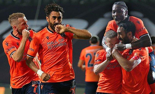 Tarihinde ilk defa şampiyon olan Başakşehir, Galatasaray, Fenerbahçe, Beşiktaş, Trabzonspor ve Bursaspor'un ardından 6. takım oldu.