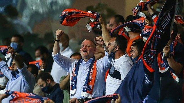 Başakşehir, gelecek sezon kulüp tarihinde ilk defa UEFA Şampiyonlar Ligi gruplarında mücadele edecek.