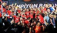 2019-2020 Süper Lig Cemil Usta Sezonu'nun Şampiyonu Medipol Başakşehir!