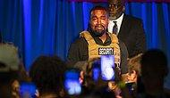 ABD Başkanlığına Aday Olan Kanye West İlk Mitinginde Gözyaşlarına Boğuldu: 'Az Daha Kızımı Öldürecektim'