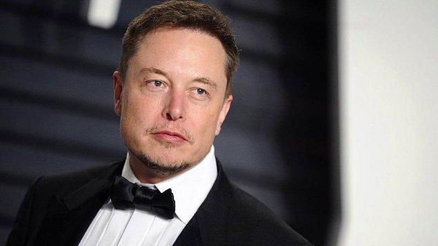 Musk bundan yaklaşık 4 ay önce Forbes'in 'En Zengin İnsanlar' listesinde 31. sıradaydı.