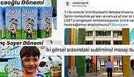 Milletvekili Hamza Dağ, Süt Paketinde ve Belediye Binasında Gökkuşağı Renklerini Kullanan İzmir Belediyesi'ne Savaş Açtı