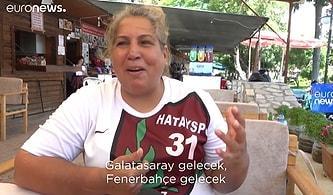 Hatayspor'un Kadın Amigosu: 'Dünyada Tekim, Hamileyken Bile Deplasman Kaçırmadım'