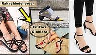 Hem Rahat Hem Trendy Hem de İndirimli! Yaz Boyu Ayağınızdan Çıkarmak İstemeyeceğiniz 21 Sandalet
