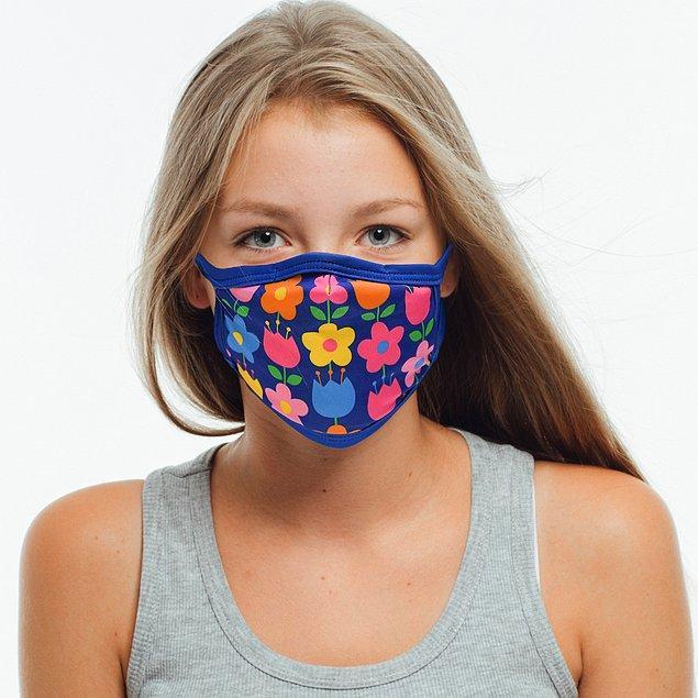 Bu maskeleri ister elde ister makinede yıkayabilirsiniz.