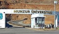 Munzur Üniversitesi 2020 Taban Puanları ve Başarı Sıralaması