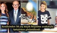 Zina Yüzünden Boşanırken, Boşanma Avukatı ile Dudak Dudağa Görüntülenen Kemal Gülman'ın Hepimizi Dumura Uğratan Aşk Üçgeni