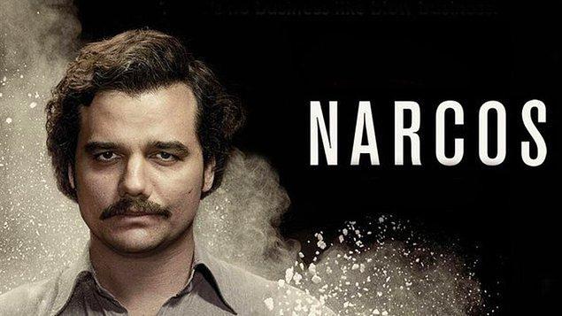 13. Narcos (2015)
