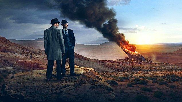 5. Project Blue Book (2019)