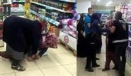 Konya'da Kadınlar, Düdüklü Tencere İçin Kavga Ettiler