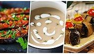 Yemekte Olunca İnsan Doyduğunu Hissediyor! Tam Mevsimindeyken Patlıcanla Yapabileceğiniz 13 Tarif