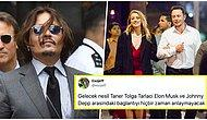 Ortalık Karıştı! Elon Musk Kendisini Cinsel Organını Kesmekle Tehdit Eden Johnny Depp'i Kafes Dövüşüne Davet Etti