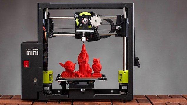 3D Yazıcı Uzmanı