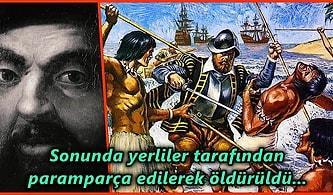 Öz Güven Patlaması Yüzünden Ölüme Giden Yolda İpini Kendi Eliyle Çeken Kâşif: Ferdinand Macellan