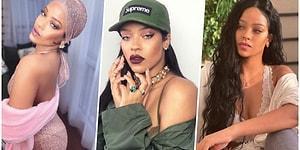 Rihanna Bile İnanamadı! Ünlü Şarkıcıya Kendinden Çok Benzeyen Rose Cohen Gören Herkesi Şaşırtıyor