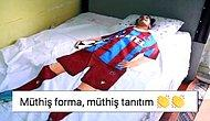 Gözyaşları Sel Oldu! Trabzonspor'un Yeni Sezon Çubuklu Formasının Tanıtımı Herkesi Duygulandırdı