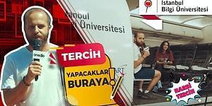 Harbi Tercih 11. Bölüm: Bilgi Üniversitesi