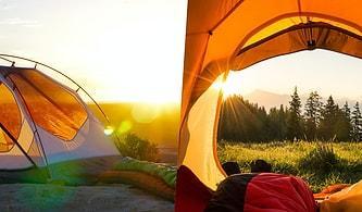 Doğayla İç İçe Tatil Yapmak İsteyenlerin Çadır Alırken Dikkat Etmesi Gereken 13 Önemli Detay