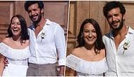 6 Yılın Ardından Muratlarına Erdiler! Gupse Özay ile Barış Arduç Çeşme'de Evlendi 😍