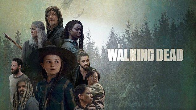 The Walking Dead, gerçi koronavirüs günlerini de gördü.