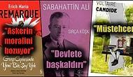 Geçmişten Günümüze Dünyanın Çeşitli Bölgelerinde Farklı Sebeplerle Yasaklanmış 47 Kitap