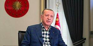 Canlı Yayında 'Prompter Kazası' Yaşayan Erdoğan: 'Geri Al, Geri Al'