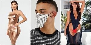 """İnternette Satılan ve """"Bunları Kim Alıyor da Giyiyor?"""" Diye Düşünmeden Duramayacağınız Birbirinden İlginç 15 Kıyafet"""