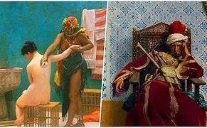 Doğunun Oryantal Kültürünü Eserlerinde Tüm Canlılığıyla Yansıtan Ressam: Jean-Léon Gérôme