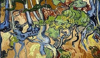 Van Gogh'un 'Tree Roots' Eserinin Gizemini Eski Bir Kartpostal Çözdü