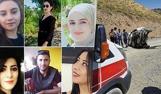 Hakkari'de Gencecik Canları Yitirdik: Piknik Yolunda Meydana Gelen Kazada 6 Kişi Hayatını Kaybetti