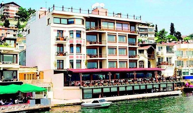 Özelikle ünlülerin bar kısmında çokça vakit geçirdiği Bebek Otel, geçtiğimiz yıl 20 seneliğine The Stay grubu tarafından kiralanmış.