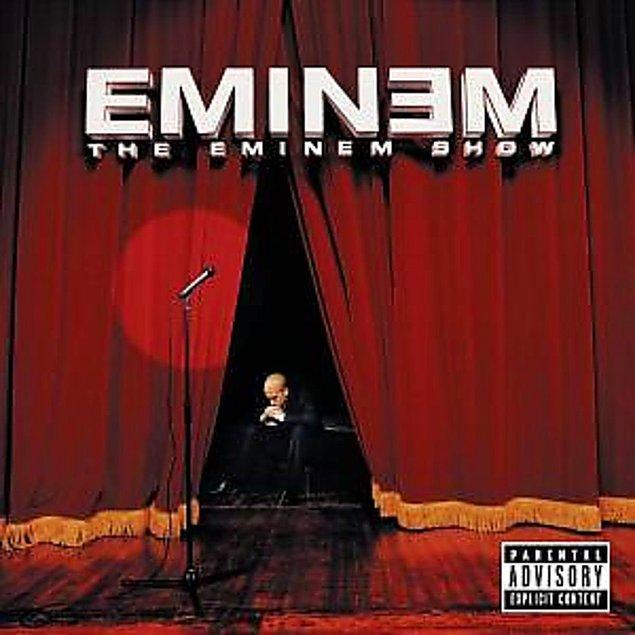 "3. 2002 - Eminem ""The Eminem Show"""