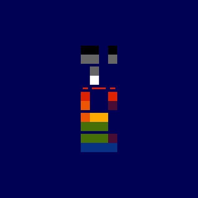 "6. 2005 - Coldplay ""X & Y"""