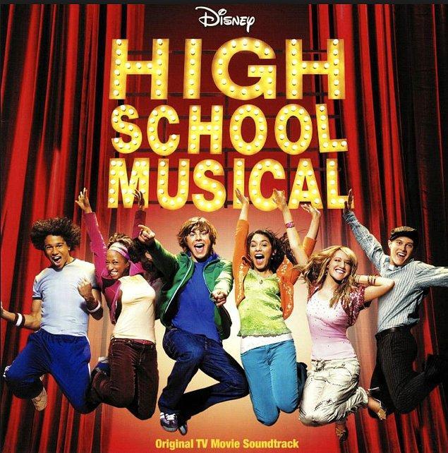 """7. 2006 - """"High School Musical: Original Tv Movie Soundtrack"""""""