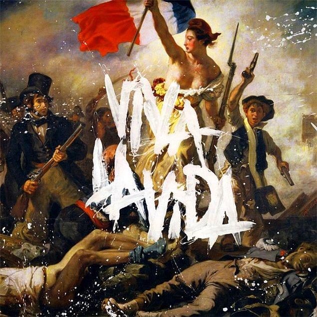 "9. 2008 - Coldplay ""Viva la Vida or Death and All His Friends"""