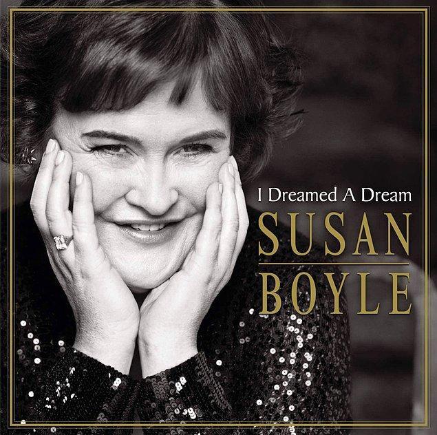 "10. 2009 - Susan Boyle ""I Dreamed a Dream"""