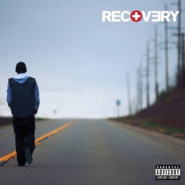 "11. 2010 - Eminem ""Recovery"""