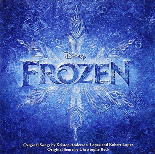 """15. 2014 - """"Frozen: Original Motion Picture Soundtrack"""""""