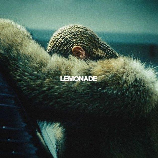 "17. 2016 - Beyonce ""Lemonade"""