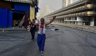 Beyrut'ta Şiddetli Patlama: İsrail ve Hizbullah Saldırı İddialarını Yalanladı