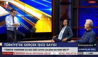 Çalışma Ekonomisi Uzmanı Atilla Özsever: 'Türkiye Tarihinde İlk Kez, İşsiz Sayısı Çalışan Sayısını Geçti'