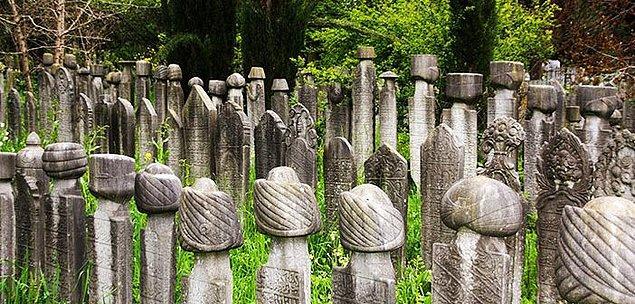 Karacaahmet Mezarlığı!