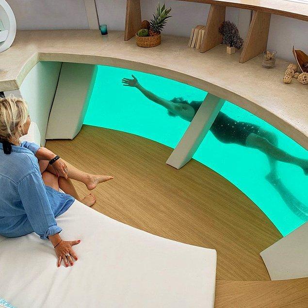 Başta otel odası olarak tasarlanan Anthenea, ev olarak kullanmak isteyenler için 480 bin dolardan satışa sunuldu.